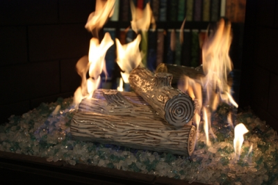 See our newest procuct! Soot Free Logs! - Under-Development Fire Products For Fireplaces And Fire Pits. A