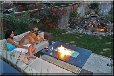 Custom Large Outdoor Fire Pits And Fire Bowls For